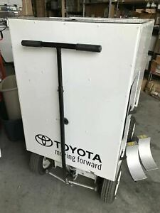 Honda North Star 13000 Generator Pit Cart Rolling Box Nascar Tool Excellent