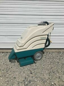 Excellent New Condition Tennant 1280 Carpet Cleaner Demo Unit