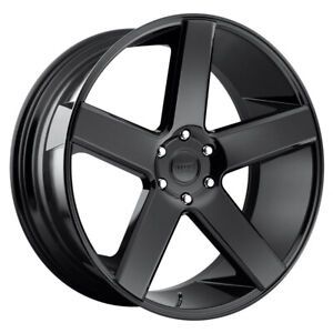 4 New 28x10 Dub Baller Gloss Black 5x139 7 S216280085 25