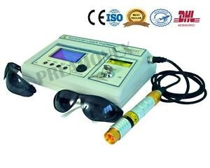 Professional Lllt Ir Laser Therapy For Pain Relief Dermatology Use Laser Unit