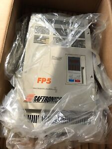Saftronics Fp5 Variable Frequency Ac Drive 0 400hz 41 Amp Cimr p5u4018 New Old S