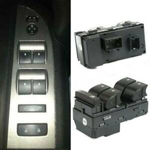 Master Power Window Door Switch Fit 2007 2013 Chevrolet Silverado 1500 20945129