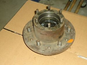 79 85 Toyota 4runner Pickup Truck Front Wheel Hub Solid Axle 22r e 22r 20r