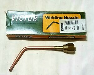 Victor Journeyman 3 w Welding Brazing Torch Tip 300 Series 315fc 0323 0122