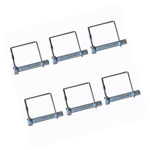 Scaffolding Caster 8 Or 5 Snap Pin 6 Sets Brand New Prisms