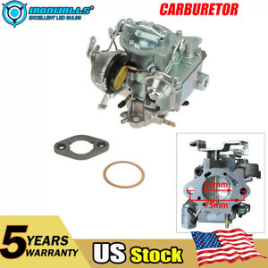 Carburetor For 1600cc Vw Volkswagen Transporter 1969 1972 98 1289 b 113129031k