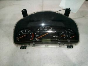 Speedometer Cluster Sedan Se Us Market With Abs Fits 00 02 Accord 2502955