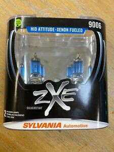 Sylvania 9006 Silverstar Zxe High Performance Halogen Headlight Bulb 2 Bulbs
