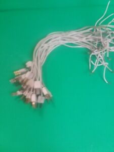 2 prong Power Cord For School Clock Lot Price For 20