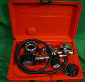 Snap On Svts263a Cooling System Tester Pressure W Case