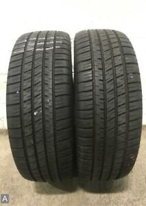 2x Take Off P225 45r19 Michelin Pilot Sport A S 3 Plus 9 10 32 Used Tires