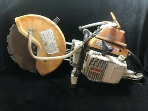Stihl Ts760 Gas Powered Concrete Cut off Saw Parts Only