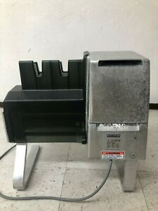 Hobart 403 Meat Tenderizer Cuber Cube Steak Machine 1 2 Hp 2016 Model
