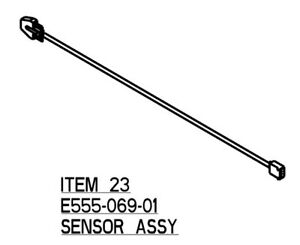 Better Packages 555esa Automatic Tape Dispense Length Cable Assembly e55506901