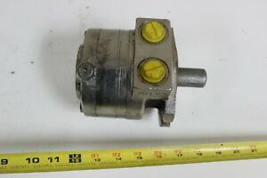 Parker Nichols 1819h2 Plated Hydraulic High Speed Motor New