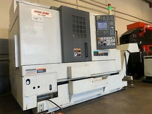 2007 Mori Seiki Nl1500y 500 Y Axis Live Tooling Tailstock Mist Collector Cnc0794