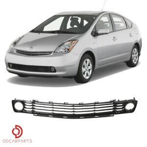 Fits Toyota Prius 2004 2009 Front Lower Grille With Bezels With Hole Set 3pcs