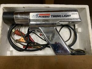 Vintagesears Penske Timing Light 244 2115 Chrome Body