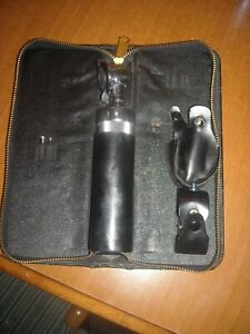 Welch Allyn Otoscope Ophthalmoscope Set Battery Operated Used