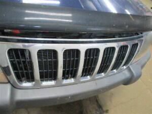 Grille Chrome Fits 99 03 Grand Cherokee 318641