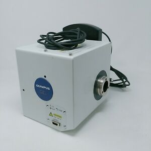 Olympus Microscope Bx dsu Disk Scanning Unit Confocal Part W Nd Filter Wheel