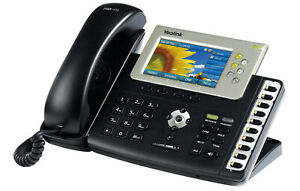 Yealink Sip T38g Gigabit Color Ip Phone Grade A