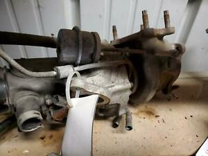 Subaru Forester Turbo supercharger turbo 14 15 16