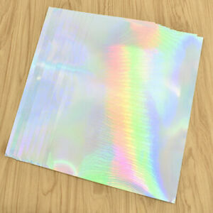 A4 Adhesive Sticker Holographic Label Paper Professional Laser Printer 10sheet