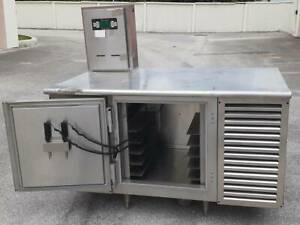 Traulsen Smartchill 50lb Blast Chiller W Printers And Probes Local Pick Up