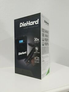 Diehard Compact Lithium Engine Jump Starter And Smart Phone Charger Smart Cables