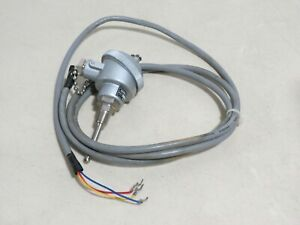 Dong Yang Thermocouple Type Pt100 Temperature Sensor Used