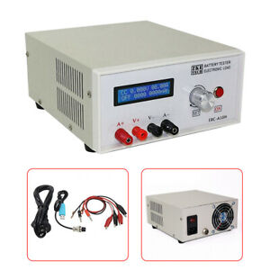 Battery Capacity Electronic Load Tester Tests Mobile Power Charging 30v 5 10a