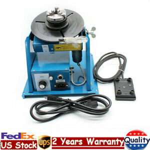 Automatic Welding Positioner Rotary Welding Positioner Turntable Table 110v Usa