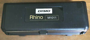 Dymo Rhino M1011 Metal Tape Embosser Kit With Carry Case