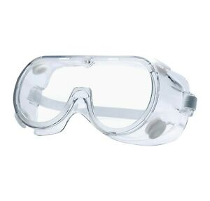 Anti Fog Splash Resistant Safety Goggles Outdoor Eye Protection Glasses