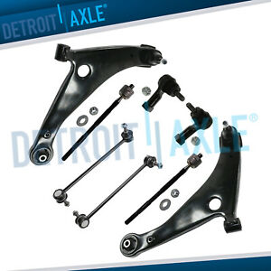 Front Lower Control Arm W ball Joint Suspension Kit 04 05 2012 Mitsubishi Galant