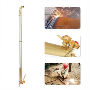 Handheld 36 Injector Cutting Torch Welding Tool For Lp Or Propane Gas