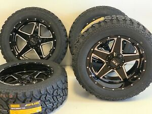 20x10 Xm Rims Tires Offroad Ford Trucks And Gmc Chevy 6x139gm 6x135 Ford 5 Spoke