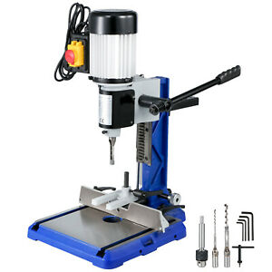 Hollow Chisel Mortising Machine 120v 1 2hp Drilling Crafts 2x Table Extensions