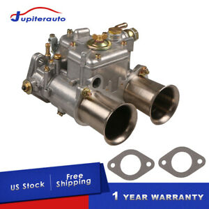 New Carburetor Carb For Dellorto Solex Weber Engines 4 Cyl 6 Cyl Or V8 19600 060