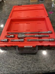 New Snap On Sealed 206afsp 3 8 Drive Set With Case