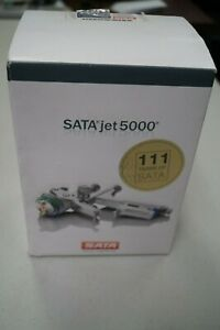 Sata Jet 5000 B Rp 1 3 Spray Gun Made In Germany New