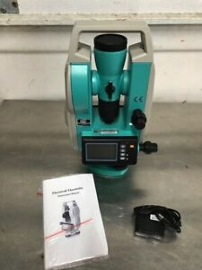 Electronic Phenix Dt 2 3 Digital Transit theodolite For Surveyors