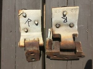 1960 1963 Ford Falcon 2 Door Right Door Hinges