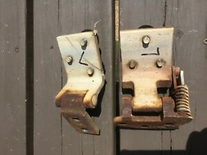 1960 1963 Ford Falcon 2 Door Left Door Hinges