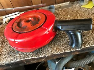 1964 1965 Ford Thunderbird Galaxie Custom 500 Original Chrome Air Cleaner