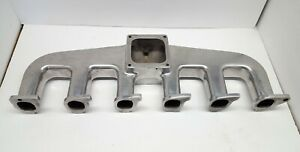 Vtg Ford F 4502 Aluminum Intake Manifold For 240 300 Straight Six 6 Cylinder