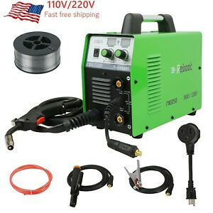 Reboot Mig Welder Flux Core 220v Gasless Mig150 Stick Mig Welding Machine 2 In 1