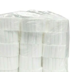 10000 Dental Gauze Cotton Rolls 1 1 2 X 3 8 2 Medium Kids Nose Plugs Bleed