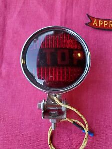 Vintage Stop Lens Accessory Light Lamp 39 42 46 48 Chevy
